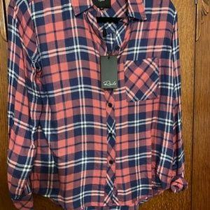 Rails Plaid Hunter Shirt - XS
